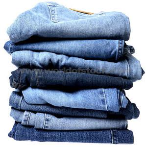 Jeans maten omrekenen Dames & Heren